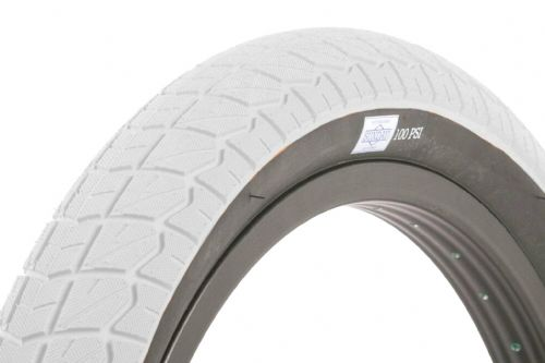 "Sunday Current Tyres - 20"" x 2.40"" - White"